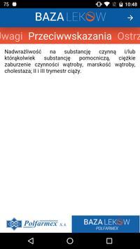 Polfarmex Baza Leków screenshot 6