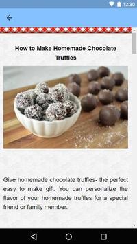 How to Make Chocolates apk screenshot