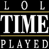 TimePlayedLoL icon