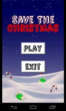 Save The Christmas poster