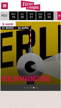 Forum des images poster