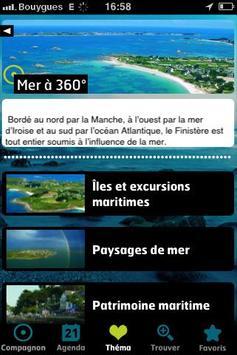 Finistère Tourisme screenshot 1