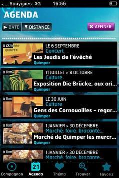 Finistère Tourisme screenshot 3