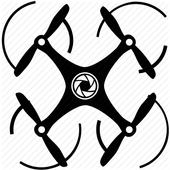 Voice Control Drone - Alexa icon