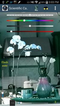 Scientific Camera apk screenshot