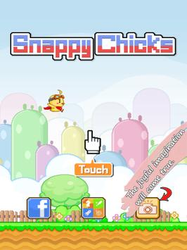 Snappy Chicks : Rescue Force apk screenshot