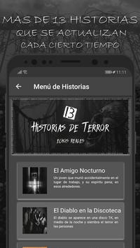13 Historias de Terror - Videos - Leyendas screenshot 1