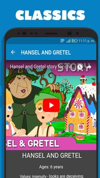 Stories For Kids With Videos apk screenshot