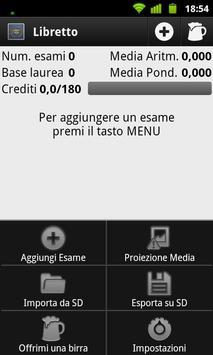 Libretto Universitario screenshot 4