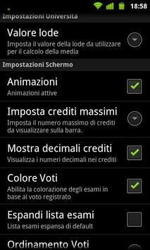 Libretto Universitario screenshot 5
