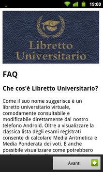 Libretto Universitario screenshot 6