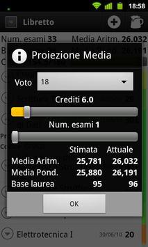 Libretto Universitario screenshot 1