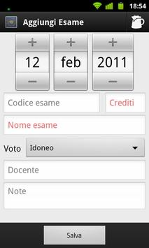 Libretto Universitario screenshot 3