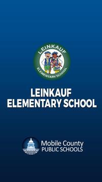 Leinkauf Elementary poster