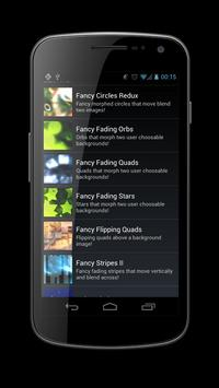 Fancy Wallpapers screenshot 1