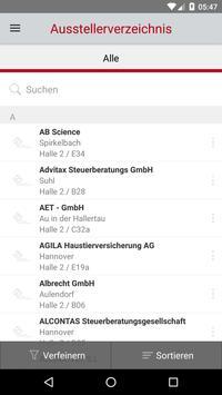 Leipziger Tierärztekongress screenshot 2