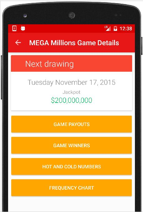 Results for CT Lottery for Android - APK Download