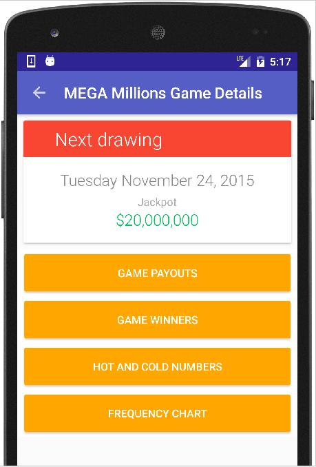 Results for Illinois Lottery for Android - APK Download