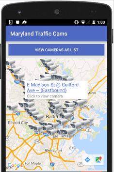 Maryland Traffic Cameras Live for Android - APK Download