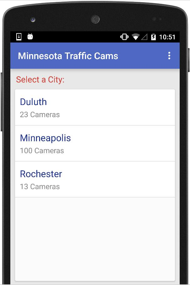 Minnesota Traffic Cameras for Android - APK Download