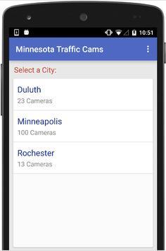 Minnesota Traffic Cameras poster