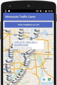 Minnesota Traffic Cameras apk screenshot