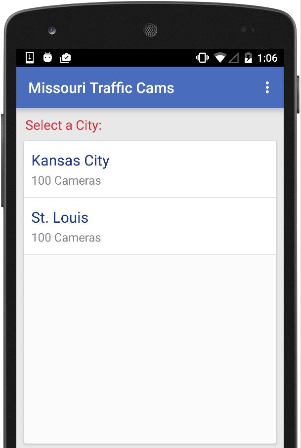 Missouri Traffic Cameras for Android - APK Download