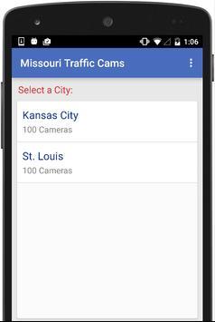 Missouri Traffic Cameras poster