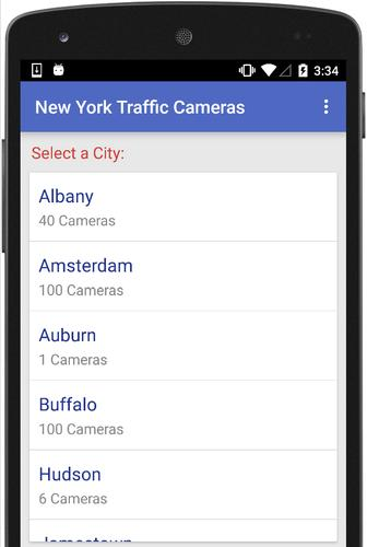 New York Traffic Cameras for Android - APK Download