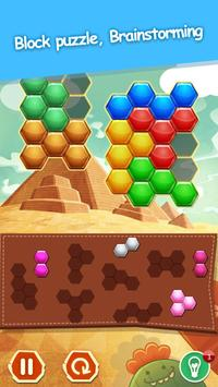Hex Puzzle - Cell Connect screenshot 1