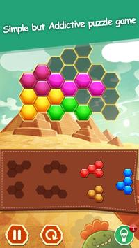 Hex Puzzle - Cell Connect screenshot 2