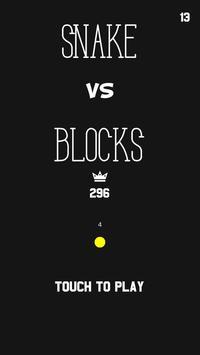 Snake VS Blocks poster