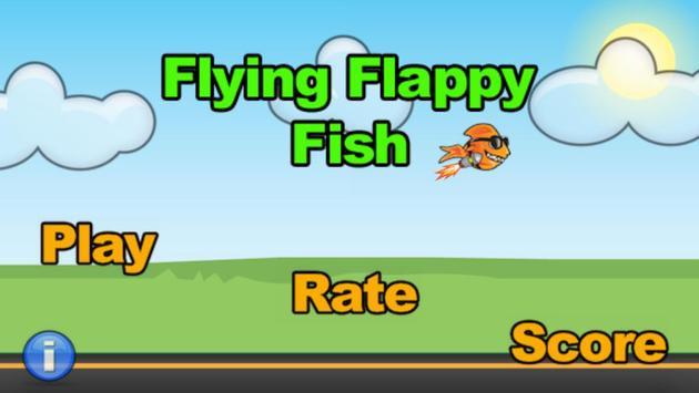 Flying Flappy Fish screenshot 5