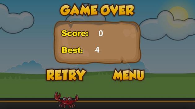 Flying Flappy Fish screenshot 8