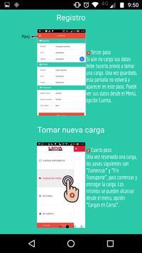 Leiva Cargas screenshot 2