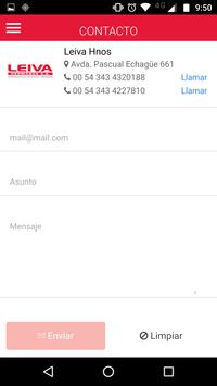 Leiva Cargas screenshot 5