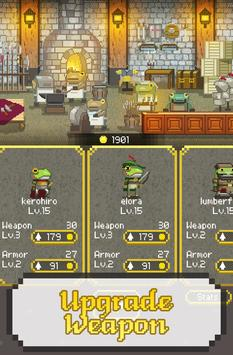 Kerohiro the Flag Bearer apk screenshot