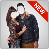 Couple Photo Suit icon