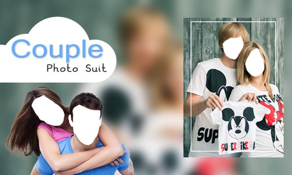 Couple Photo Suit poster