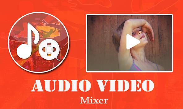 Audio Video Mixer apk screenshot