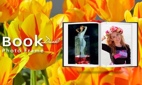 Book Photo Frame poster