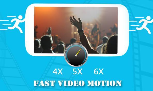 Fast Video Motion screenshot 1