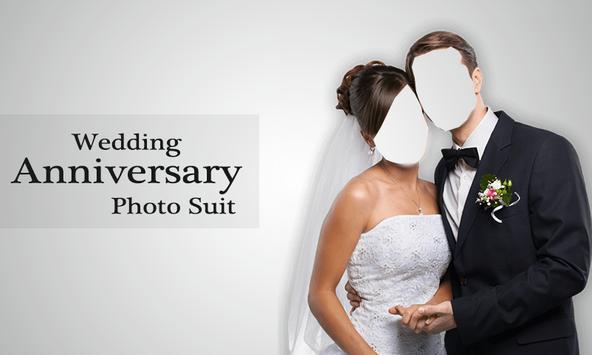 Wedding Anniversary photo Suit apk screenshot