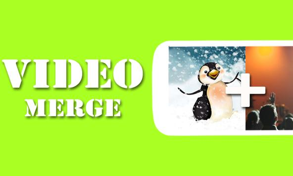 Video Merge & Joiner poster
