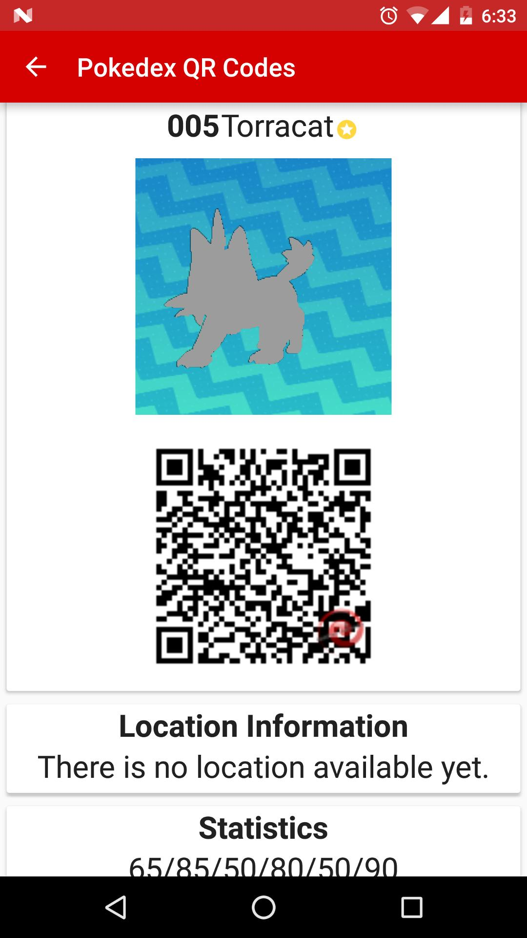RotomDex - Alola QR Codes for Android - APK Download