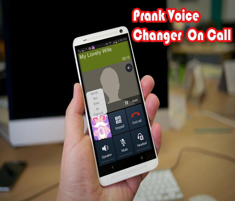 Telepon Iseng Pengubah Suara For Android Apk Download