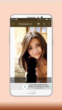 Beautiful Girly M Wallpapers screenshot 2