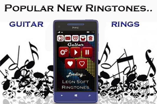 Guitar Ringtones (New) apk screenshot