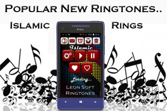 Islamic ringtones (New) poster