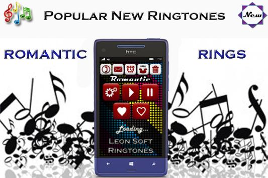 Romantic love ringtones (New poster